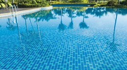 Wholesale glass mosaic tile pool mosaic sky blue color mosaic tile flooring tile for pool bathroom kitchen room wall tile tiles floorings buildingtile
