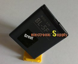Wholesale BL f battery f recharger replacement li ion Battery for Nokia E65 N95 N96 cell phone accessories