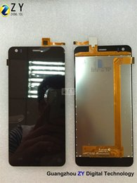 LCD screen digitizer assembly for Avvio 795 lcd display with touch with wholesale price ZY LCD
