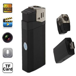 Promotion vidéo cachée 2015 vente chaude Mini Briquet Appareil photo numérique DVR caméra cachée USB Mini DV Video Recorder photo Lighter livraison gratuite