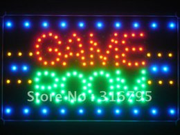 Wholesale-led047-r Game Room LED Neon Light Sign