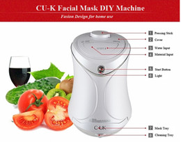 Wholesale DIY facial fruit and vegetable mask machine