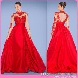 Старинные красные платья фото