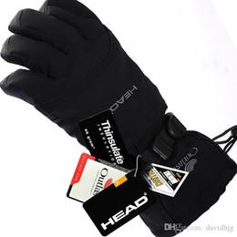 New brand men's ski gloves Snowboard gloves Snowmobile Motorcycle Riding winter gloves Windproof Waterproof unisex snow gloves