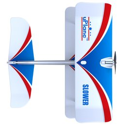 Wholesale Selling Radio Control Toys - Top Selling Toy Uplane Bluetooth 4.0 Smart Phone Gravity Sensing Bluetooth Remote Control Airplane Remote Control Mini Fixed-wing Aircraft