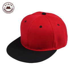 Wholesale-2015 Rushed Sale Baseball Caps Men's And Women's Street Dance Baseball Cap Color Patchwork Plate Flat Snapback Caps
