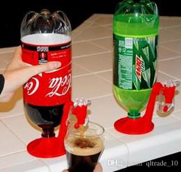 Wholesale 300 LJJH567 Fridge Fizz Saver Soda Beverage Drink Dispenser Bottle Drinking Water Dispense Machine Gadget Party Beer Gadget Machine