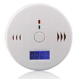 Wholesale Safearmed TM Carbon Monoxide Detector and Carbon Monoxide Alarm with Digital LED Display Best CO Detector and CO Alarm Battery Operated