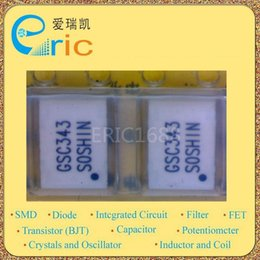 Wholesale Original GSC343 HYB1500 Other Crystal Oscillator and Filter Marking GSC343