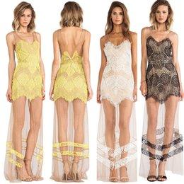 Wholesale 2015 Lace Dress Vestido Longo Party Dresses Vestidos Femininos Orange For Love And Lemons De Festa Longo Women Maxi Long Vestidos para festa