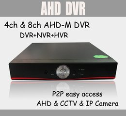 25fps FULL AHD-M AHD DVR 4ch 8ch CCTV DVR Recorder NOT 12FPS AHDM recording for AHD Camera CCTV Camera IP Camera