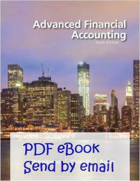 Wholesale Advanced financial accounting th edition color by Theodore Christensen and David Cottrell