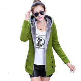 Wholesale-Plus size chaquetas mujer 2015 fashion hoodies womens velvet jackets womens winter jackets and coats long jacket blouson femme