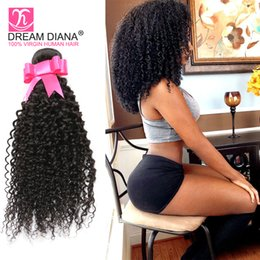 2016 Mongolian afro kinky curly virgin hair afro kinky with closure 4 bundles hair mongolian kinky curly human hair