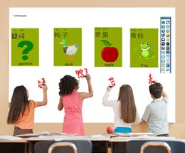 Wholesale multitouch smart classroom teaching system interactive electronic whiteboard