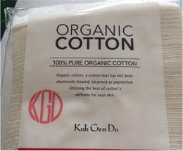 100% japanese cotton ecig muji koh ken do organic unbleached cotton Pad Wick Nature Cotton for rda rba Atomizer Rebuildable ATTY DIY Wicking