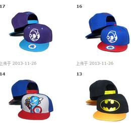 New many designs Kids children Snapbacks hats caps Snapback Baseball hat cap hats caps Mixed Order Size Adjustable high quality