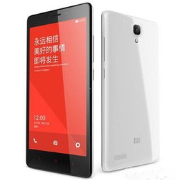 Wholesale Xiaomi Redmi Note quot Dual SIM GB Snapdragon G FDD LTE Mobile Phone GPS Tablet preferential discount fashion charm of