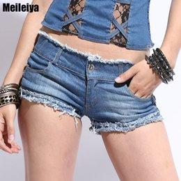6209# new summer ladies denim shorts and short dress tide Club trade show thin code