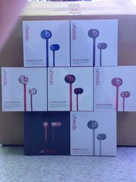 Wholesale Refurbished Urbeats Audio In Ear Headphones Earphones With Microphone Colorful Earbuds