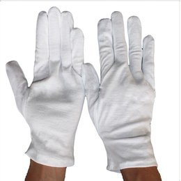 Wholesale New Arrival Winter Groom Gloves White Warm Groom Accessories In Store For Your Wedding Quickly In Four Size