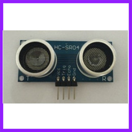 Wholesale 5pcs HC SR04P Ultrasonic Ranging Module Ranging Sensor Module V Wide Voltage Performance Is Stronger
