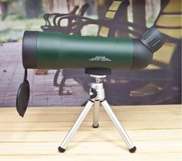 20X50 monocular pocket telescope, night vision spotting scopes 10pcs, high-power high-definition binoculars, spotting scopes with tripods