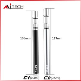 2017 NEW Disposable cigarettes open vape 5Sc vape pen vaporizer thick oil cartridge Originally wholesaling and marketing vs BBTANK T1
