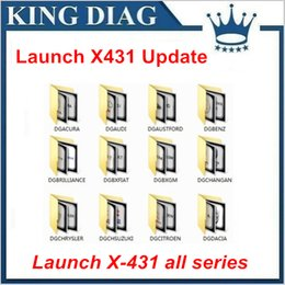 Wholesale 2015 Newest version lowest price for launch X431 software update include all series Master GX3 gds diagun Tool etc