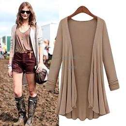 Hot Fashion Sweaters 2014 women fashion Long Size cardigan Summer knitted Cardigan Sweater Coat for women B3 SV007488