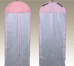 Wholesale El envío libre en la venta Stock Hot nuevos de la llegada vestidos de novia de Moda Bolsas blanco y rosado de accesorios de boda cm cm