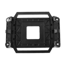 Wholesale IMC New Black Plastic Fan Retainer Bracket Module for AMD Socket AM2 CPU order lt no track