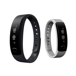 2016 activité smartband tracker Bluetooth Wristband intelligent H8 smartband Suivi Sports Fitness Tracker Podomètre Activité Sommeil étanche Smartwatch avec l'emballage de détail bon marché activité smartband tracker