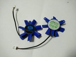Orignal GA51S2L 12V 0.13A Pitch 39MM Diameter 46MM for Sapphire video card fan