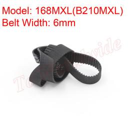 Wholesale 210 Teeth MXL Type MXL B210MXL Timing Belt mm Belt Width mm Pitch