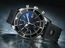 Top brand AAA quality luxury chronograph watch quartz stopwatch famous men's sport wristwatch 077