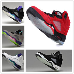 Wholesale retro raging bull women Oreo space jam metallic V men basketball shoes sneakers outdoor sports shoes sizes Michael Sports