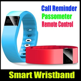 Wholesale Newest TW64 IP67 Swimming Wristbands bracelet bluetooth fitness Activity tracker smartband wristband pulser wristband watch best gifts