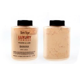 Wholesale Ship within Hours Brand Ben Nye LUXURY POWDER POUDER de LUXE Banana Loose powder oz g DHL