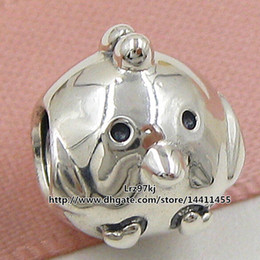 2015 New 925 Sterling Silver Charming Chick Charm Pendant Bead Fits European Pandora Jewelry Bracelets & Necklace