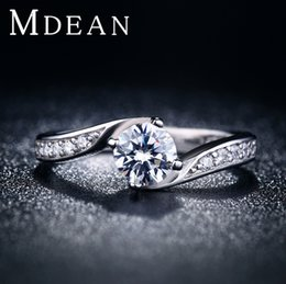 ring for women romantic engagement wedding bands to trendy party prong setting Jewelry Accessories MSR027