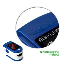 Wholesale ZK hot selling digital LED Display Digital Ecectric Portable Home Health Care Fingertip Pulse Oximeter