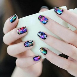 Popular Universe Star Nail Stickers Manicure Star Paper Nail Wraps Nail Art Style Choose ZYD*1