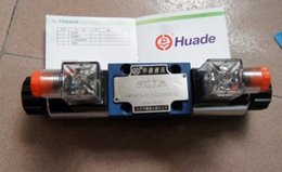 Wholesale Solenoid directional valve WE6A61B CG24N9Z4 hydraulic control valve