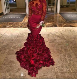2017 Romantic Prom Dresses Mermaid With Applique Sash Ruffles Evening Gown With Sleeveless Floor Length Plus Size Luxury Women Prom Dresses