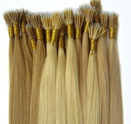 Wholesale Nano Ring Hair Extension Indian Natural Nano Ring Hair Micro Bead Loop Nano Rings Hair Extension g g