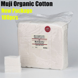 Wholesale japanese cotton muji organic cotton unbleached cotton Pad rda Wick Nature Cotton for rda rba Atomizer clone Rebuildable ATTY DIY