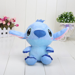 Wholesale 20cm Super cute hot sale plush toy doll mini Stitch interstellar stuffed toy baby loves most