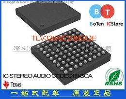 Wholesale TLV320AIC23BGQE IC STEREO AUDIO CODEC BGA TLV320AIC23B New original