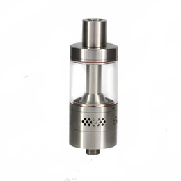 Wholesale-Original 5ML Glass Tank Side Airholes Youde UD Bellus RTA Atomizer vs UD Goblin Mini RTA Retail